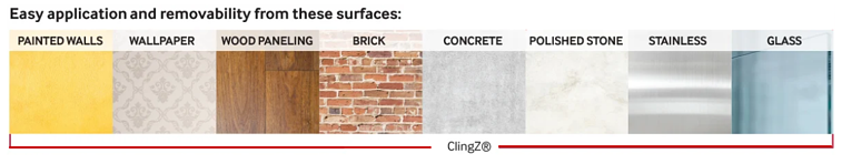 ClingZ_SurfaceChart